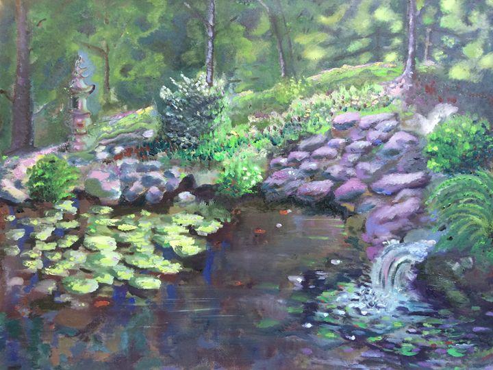 Magical Pond - Madison Dunaway