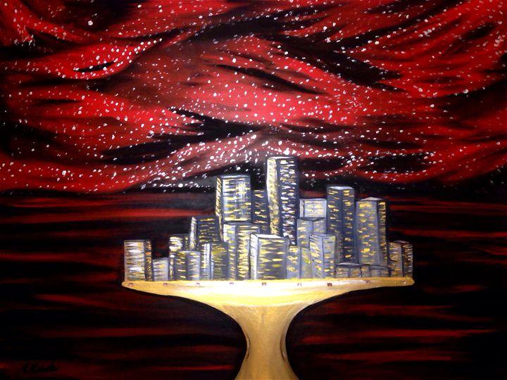 Rising City - T.Nichole