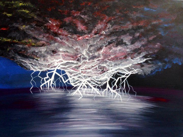 Electric Nights - T.Nichole