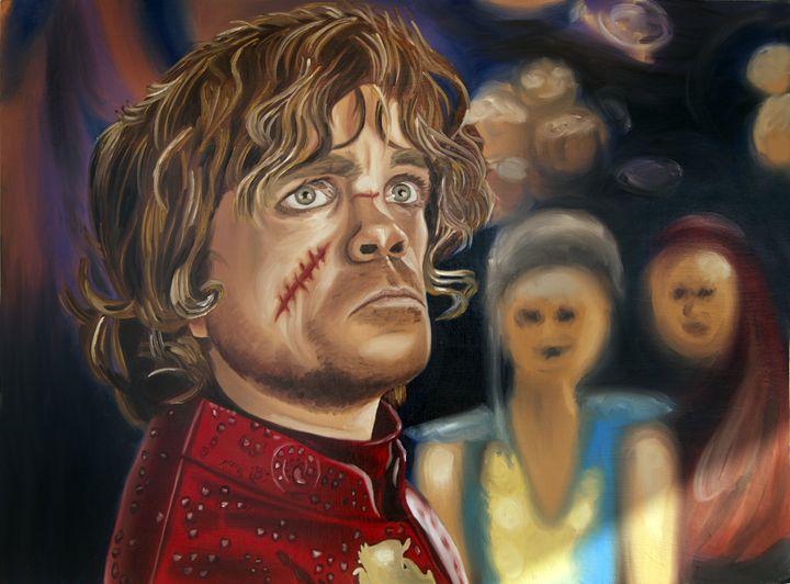 Tyrion Lannister - Ann Francois Art