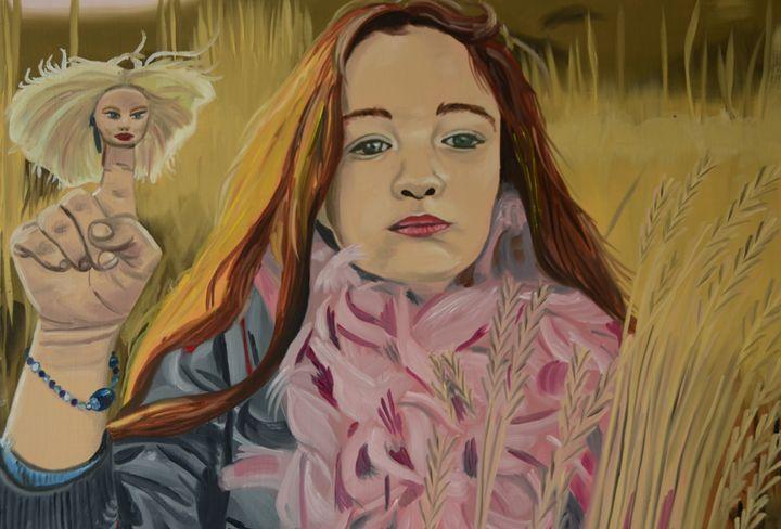Jeliza-Rose - Ann Francois Art