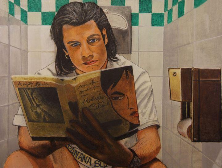 Vincent Vega - Ann Francois Art