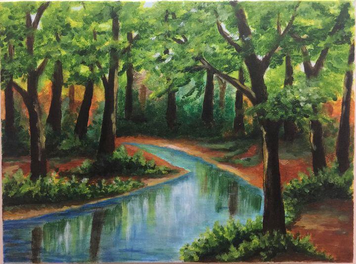 Nature - Ifa Mustafa