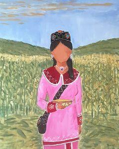 Iroquois girl