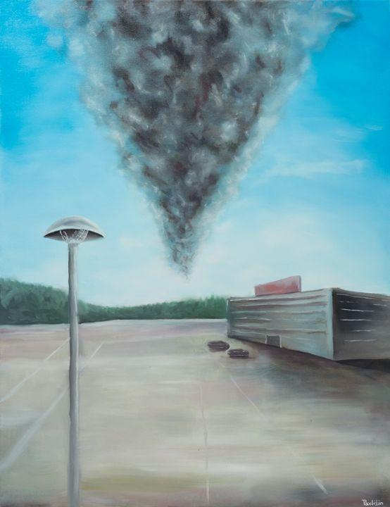 apocalyptic maj - Lukas Pavlisin