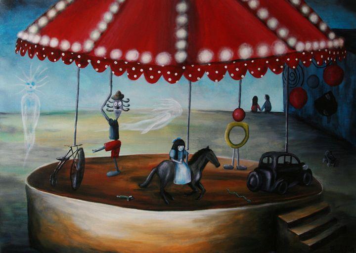 Circus - Lukas Pavlisin