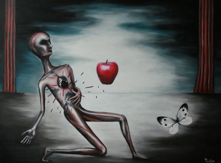 Apple - Lukas Pavlisin