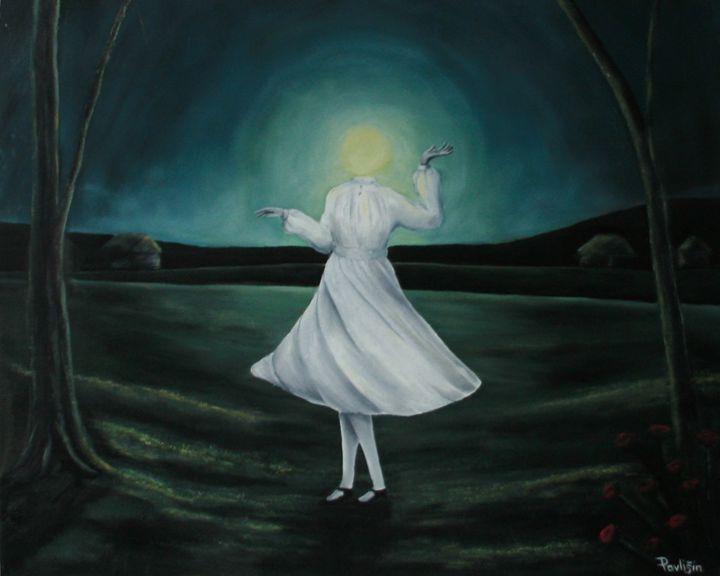 Moon light dance - Lukas Pavlisin