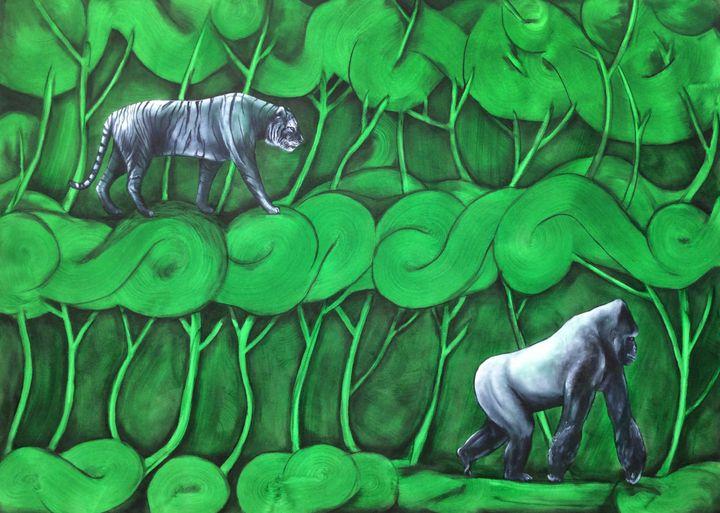 Outsiders of the Rainforest - Lukas Pavlisin