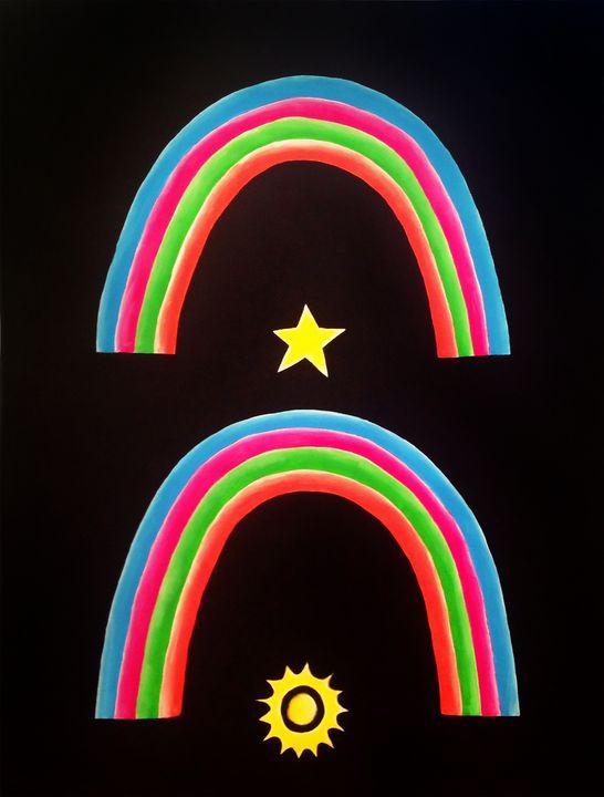 Rainbow - Lukas Pavlisin
