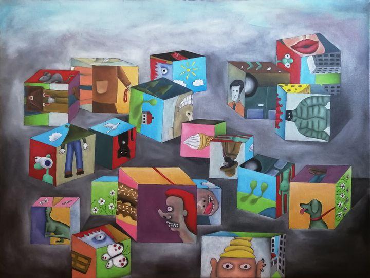 Cubes - Lukas Pavlisin