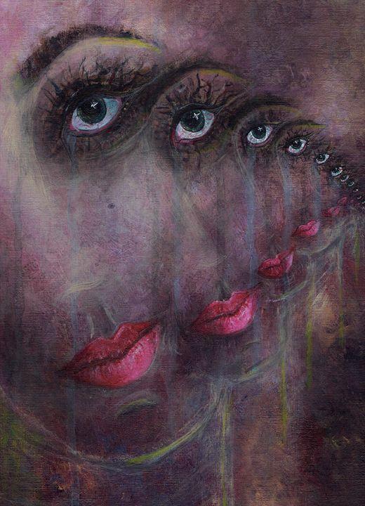 Infinite Selves - Natalie Marie's Art and Things