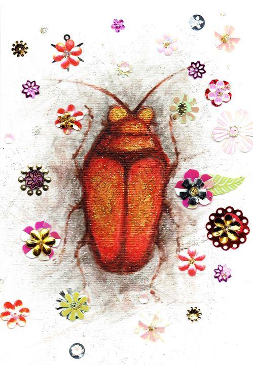 Beetle - Natalie Marie's Art and Things