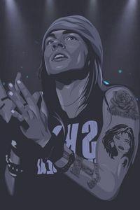 Guns N Roses Axl Rose