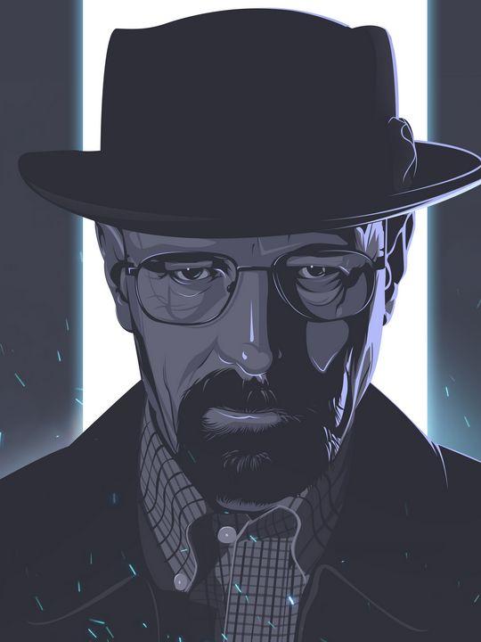 Breaking Bad Walter White - Joshua Pentinio