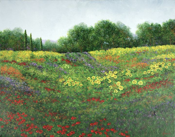 Under The Tuscan Sun 2 - Sunflower Fine Art Galleries, Mirrors, and  Pictur