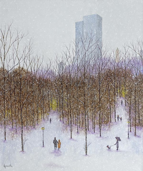 World Trade Center, Winter 2000 - Sunflower Fine Art Galleries, Mirrors, and  Pictur