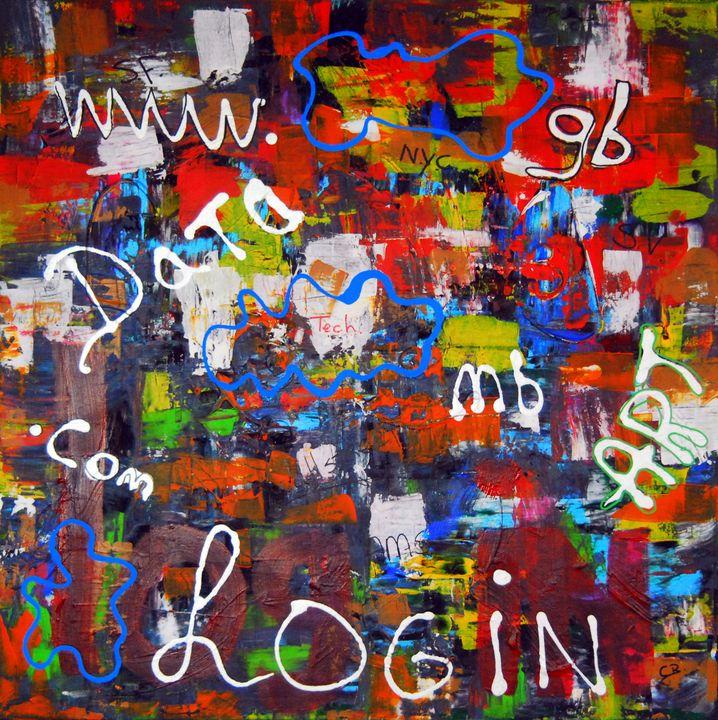 Login (#artistsupportpledge) - Conrad Bloemers