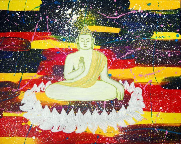 Universal Buddha (kr) - Conrad Bloemers