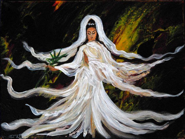 Kuanim Buddha (kr) - Conrad Bloemers