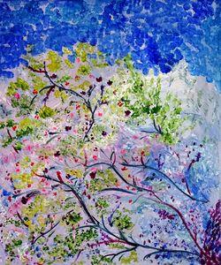 Marie Poppins garden