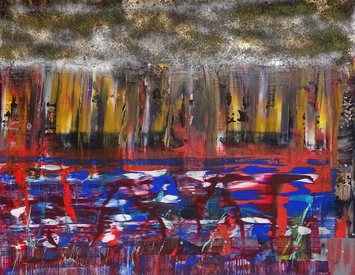Northern lights - Conrad Bloemers