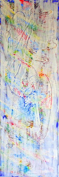colourful white - Conrad Bloemers