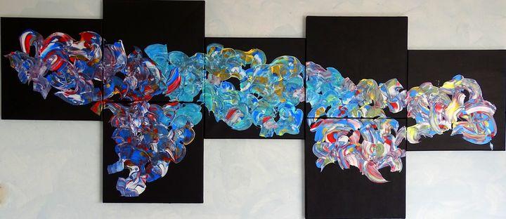 Kaleidoscope - Conrad Bloemers