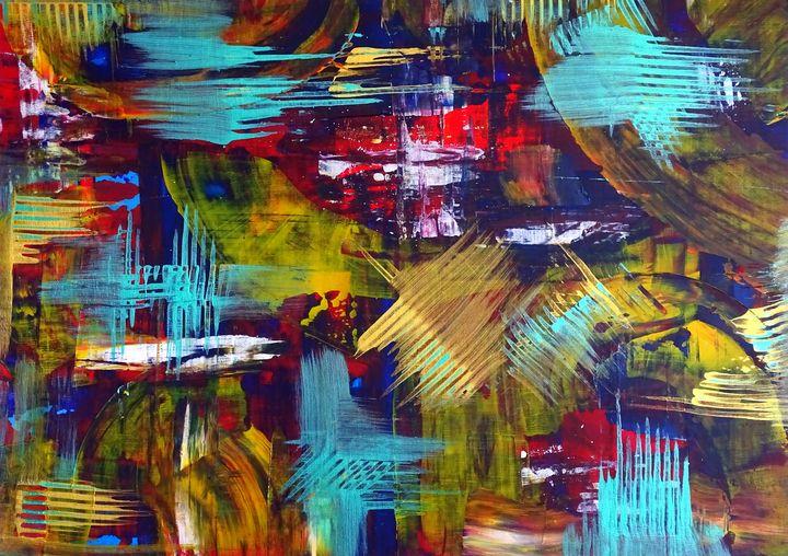 Urban vibes - Conrad Bloemers