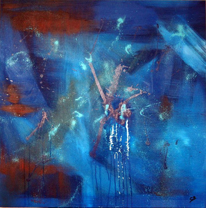 Oceans blue - Conrad Bloemers