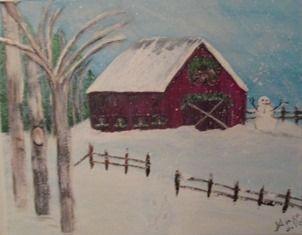 Country Christmas - GINNI MCNAMARA