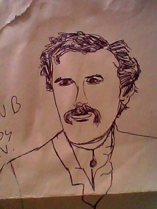 John Wilkes Booth - John Vitali Art