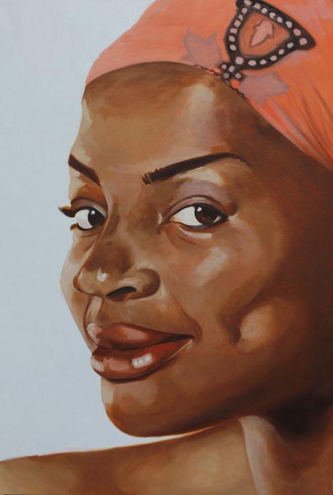 La donna - Mariah's Art