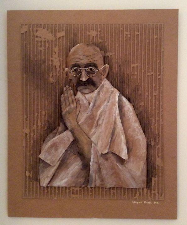Gandhi - Wayne Niemi