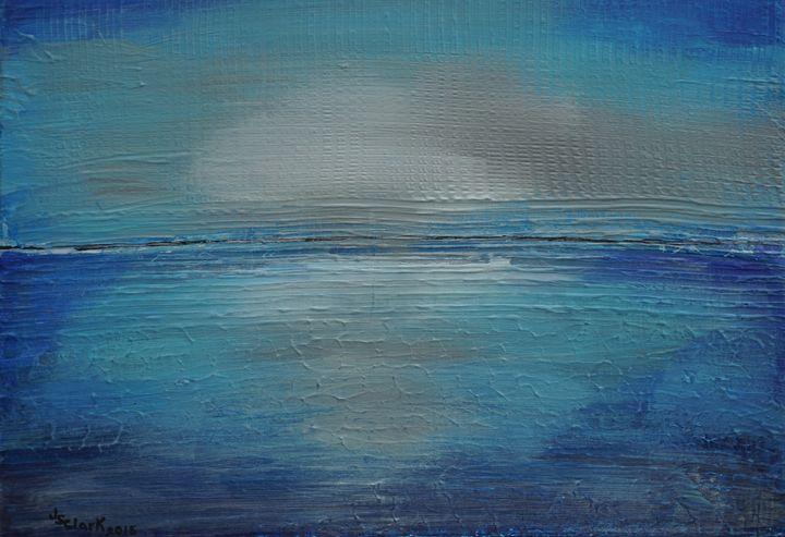 Blue Horizon - Jimmy's Art Work