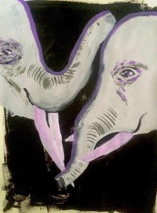 Elephant Love - TAMBERDI