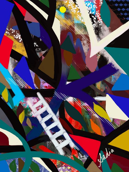 Field of dreams - Sadia's Art