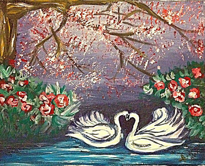 Swan Lake - Renad's Impressions