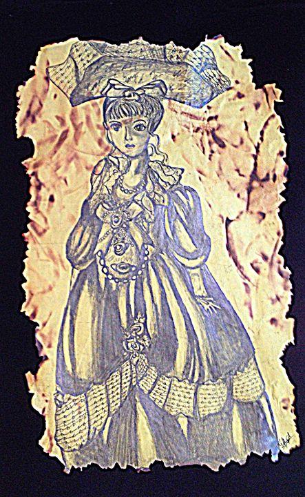 Porcelain Doll - Renad's Impressions