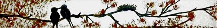 Birds in a Tree - Renad's Impressions