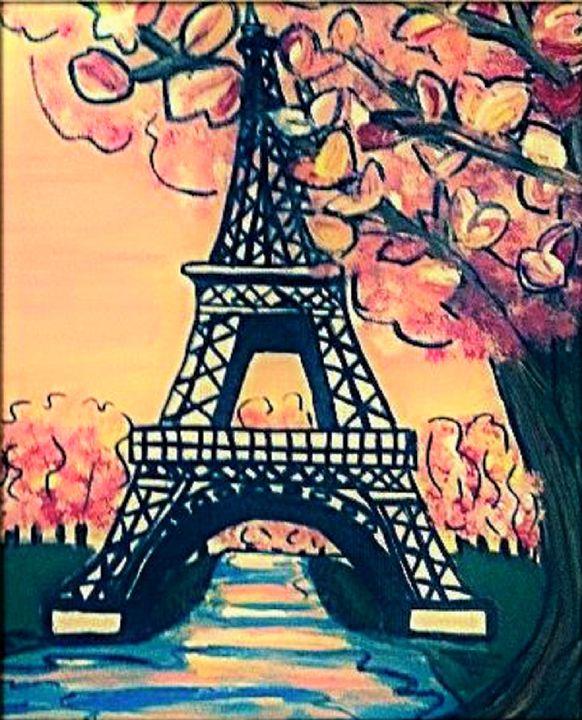 The Eiffel Tower - Renad's Impressions