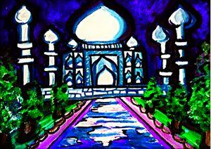 Taj Mahal - Renad's Impressions