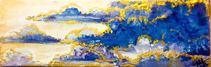 Gold-Lining - Renad's Impressions