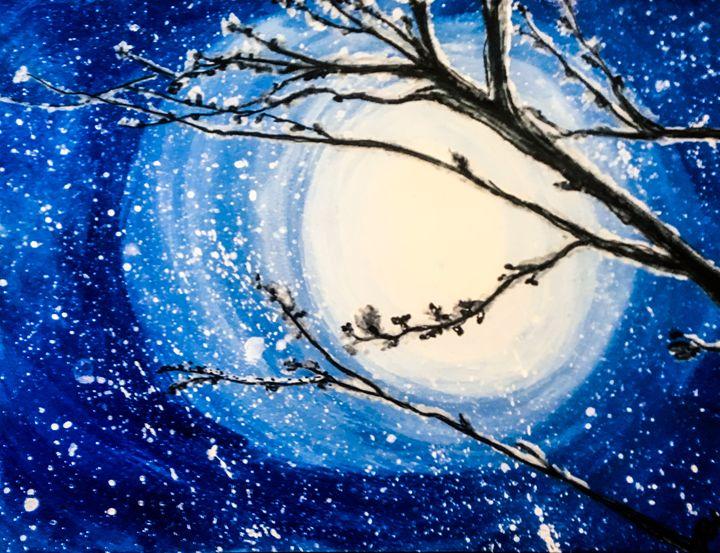 Scintillating Snow - Renad's Impressions