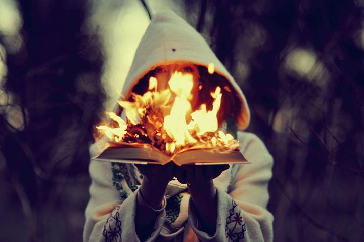 Burning Memories - Beyond Impression