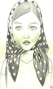 Anna Pavaga by Bianca