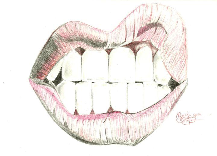 Big Lips - Bianca