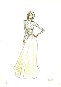 Arab Prom Dress