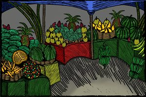 The Fruitstand