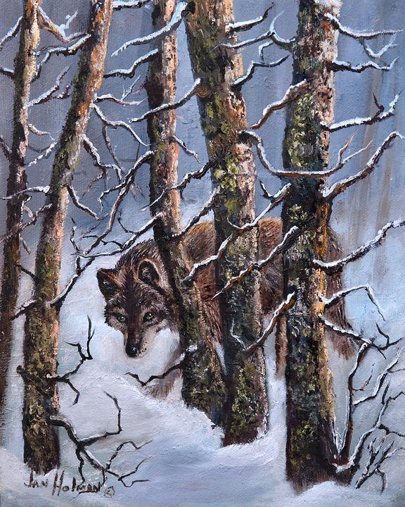 Lone Wolf - Jan holman